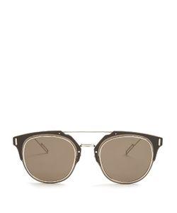 DIOR HOMME SUNGLASSES | Composit 1.0 Pantos-Frame Sunglasses