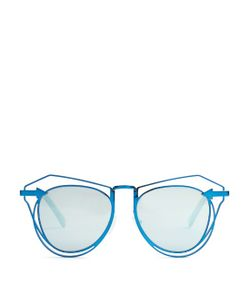 KAREN WALKER EYEWEAR | Marguerite Cat-Eye Sunglasses