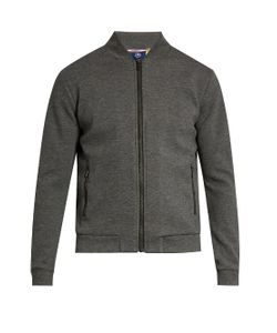 FUSALP   Gwernan Zip-Through Sweatshirt