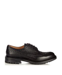 CHEANEY | Avon Grained-Leather Brogues