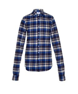 VETEMENTS | Checked Flannel Shirt