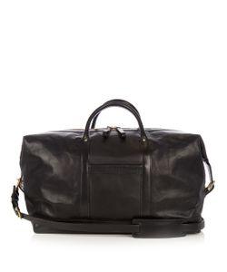 TÄRNSJÖ GARVERI   Leather Weekend Bag