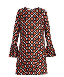 LA DOUBLEJ EDITIONS | The Pomodorini-Print Happy Wrist Dress