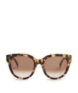 CÉLINE SUNGLASSES | Cat-Eye Acetate Sunglasses