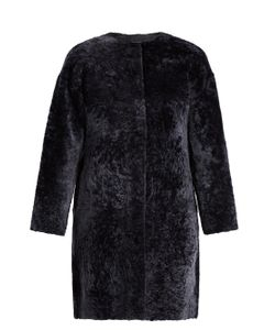 ALMA ROSA SHEARLINGS | Alessia Reversible Shearling Coat
