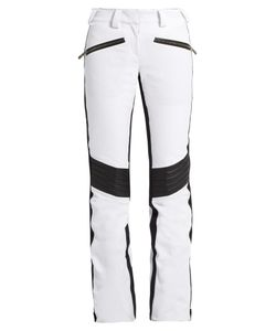 LACROIX | Distinction Faux Leather-Panelled Ski Trousers