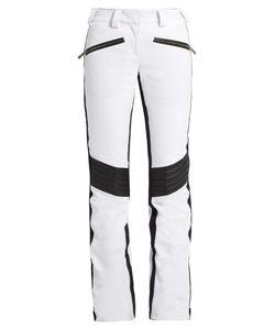 LACROIX | Distinction Faux Leather-Panelled Ski Trousers