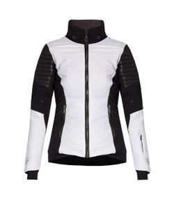 LACROIX | Distinction Faux Leather-Panelled Ski Jacket