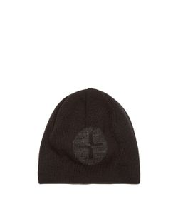 LACROIX | Reversible Wool-Blend Beanie Hat