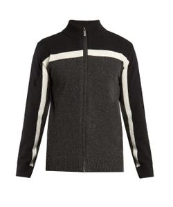 LACROIX | Zip-Through Wool Sweater