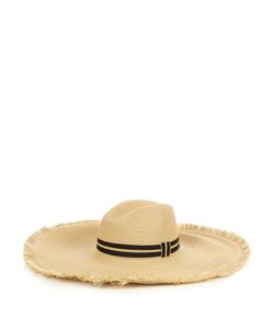FILU HATS | Mauritius F Straw Hat