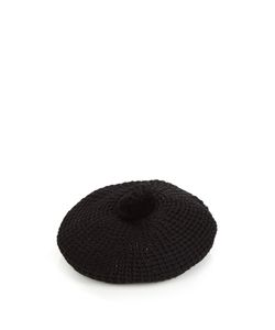 Gucci | Pompom Knitted Beret