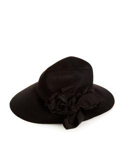 Gucci | Asymmetric Fur-Felt Wide-Brim Hat