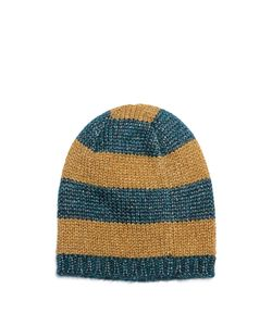 Gucci | Knitted Striped Beanie Hat