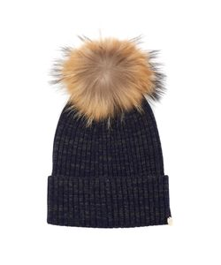 Yves Salomon | Cashmere And Wool-Blend Beanie Hat
