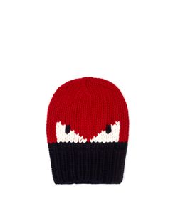 Fendi | Bag Bugs Knitted Hat
