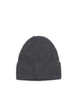 Larose | Ribbed-Knit Merino-Blend Beanie Hat