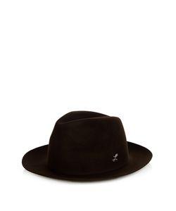 Larose | Rabbit-Felt Traveller Hat