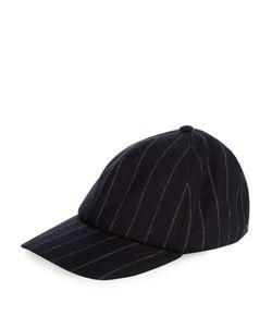 Larose | Stripe Merino Wool Cap