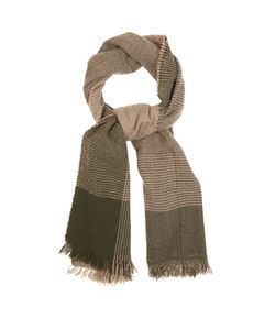 BEGG & CO. | Kishorn Checked Cashmere Scarf