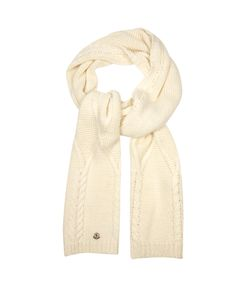 Moncler | Cable-Knit Scarf