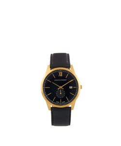 LARSSON & JENNINGS | Saxon Plated And Leather Watch