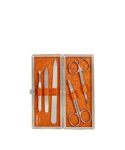 CEDES MILANO | Ostrich Manicure Set