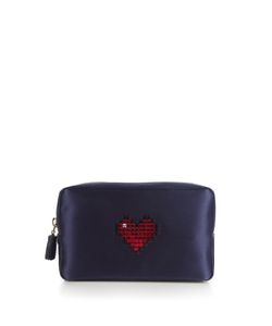 Anya Hindmarch | Heart Make-Up Pouch