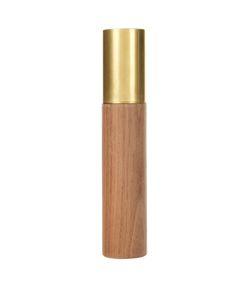 YSTUDIO | Brass And Wood Pen Case