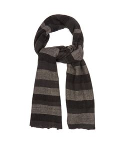 Denis Colomb | Annapuna Striped Cashmere Scarf