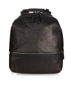 Cote & Ciel   Meuse Alias Leather Backpack