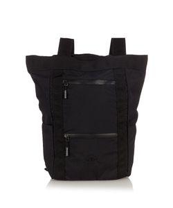 MT. RAINIER DESIGN | Rope Nylon Backpack