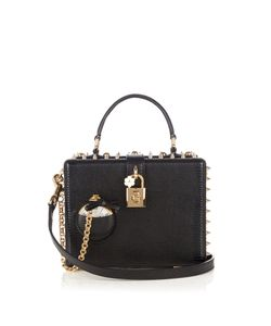 Dolce & Gabbana | Dolce Box Pocket Watch Leather Bag
