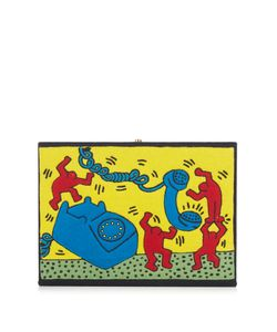 Olympia Le-Tan | Phone Book Clutch