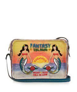 Sarah's Bag | Fantasy Island Bead-Embellished Cross-Body Bag