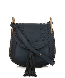 Chloe | Hudson Small Leather Cross-Body Bag