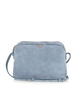 The Row | -Pouch Suede Cross-Body Bag
