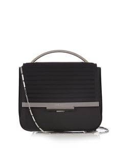 Eddie Borgo | Colt Tech Leather Cross-Body Bag