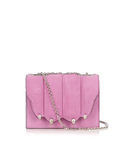 Marco De Vincenzo | Paw-Effect Suede Cross-Body Bag