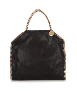 Stella Mccartney | Falabella Mini Faux-Suede Shoulder Bag