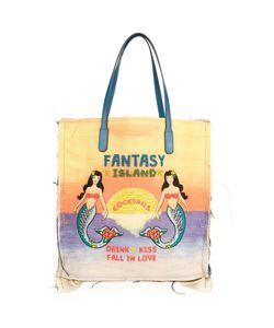 Sarah's Bag | Fantasy Island Embellished Tote