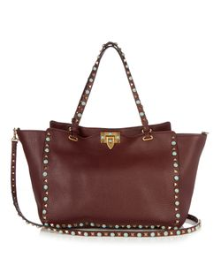 Valentino | Rockstud Rolling Leather Tote