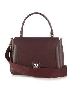 Anya Hindmarch | Space Invaders Bathurst Leather Tote