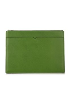 Valextra | Leather Document Holder