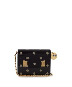 Sophie Hulme | Compton Envelope Polka-Dot Shoulder Bag