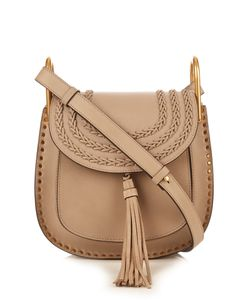 Chloe | Hudson Small Leather Shoulder Bag