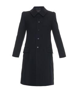 YOHJI YAMAMOTO REGULATION | Point-Collar Single-Breasted Wool Jacket