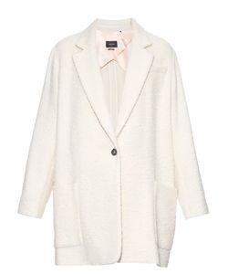 Isabel Marant | Fany Oversized Alpaca Coat
