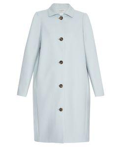 Balenciaga | Single-Breasted Wool-Blend Coat