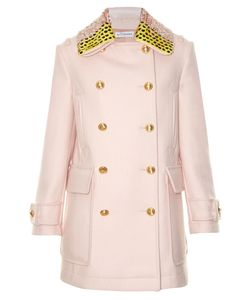 Altuzarra | Charles Detachable-Collar Wool-Blend Coat